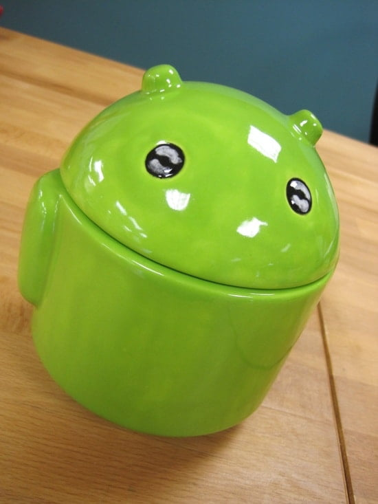 Android Cookie Jar