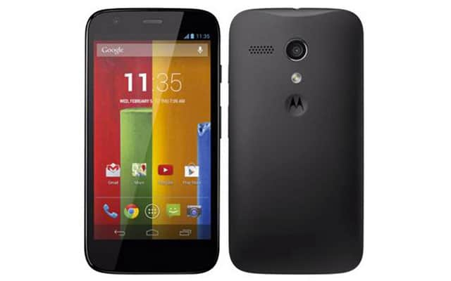 Moto G retails for $179 unlocked and off contract!